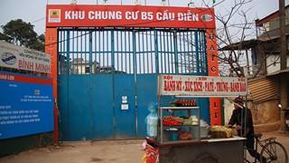 Dự án B5, Cầu Diễn,quận Bắc Từ Liêm, thành phố Hà Nội