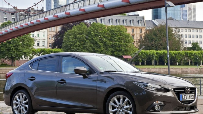 """Mazda đang tổng lực tung """"chiêu"""" trong dịp cao điểm cuối năm"""