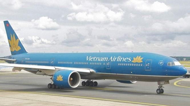 Máy bay Boeing 777 của