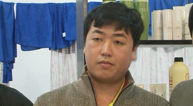 Nghi can Nguyễn Hoàng Tâm khai nhận bước đầu tại cơ quan điều tra trưa 18-12 - Ảnh: Tuổi Trẻ