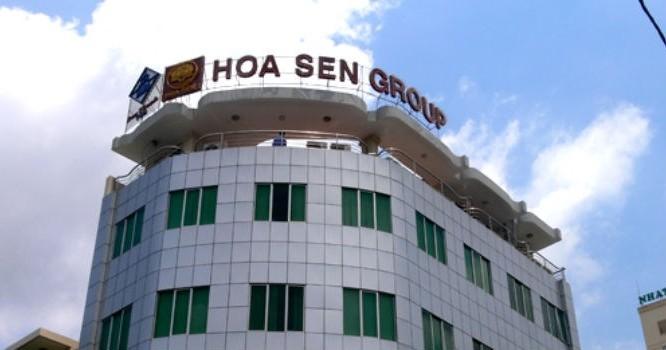 Tập đoàn Hoa Sen liên tục thành lập các chi nhánh mới nhằm đáp ứng nhu cầu phát triển của thị trường nội địa?
