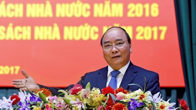 Thủ tướng phát biểu tại Hội nghị tổng kết công tác tài chính-NSNN năm 2016, triển khai nhiệm vụ tài chính-NSNN năm 2017