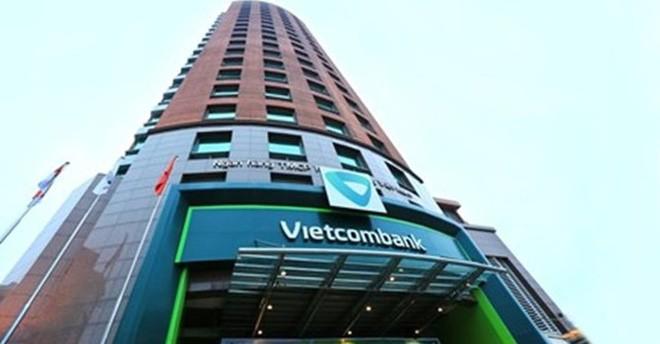 Vietcombank ghi nhận lợi nhuận kỷ lục trước thuế 8.212 tỷ đồng.