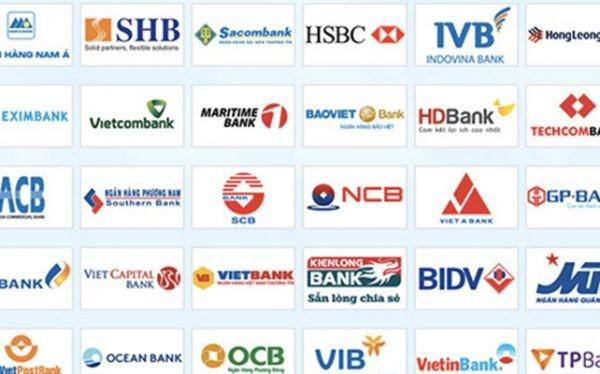 Năm 2016, Vietcombank là ngân hàng dẫn đầu với tổng doanh số dịch vụ thực hiện qua hệ thống NAPAS