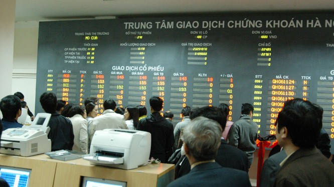 Vốn hóa thị trường chứng khoán cao nhất từ trước tới nay