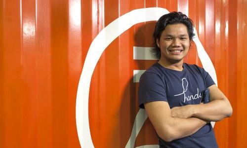 CEO Terence Kwok sáng lập Tink Labs khi chỉ mới 20 tuổi.