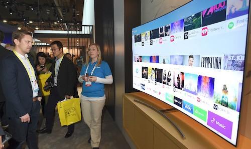 Samsung cho rằng TV của hãng không bị ảnh hưởng bởi các lỗ hổng bảo mật trên nền tảng Tizen.