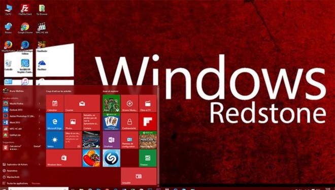 Windows 10 sẽ nhận được nâng cấp Redstone 3 vào tháng 9. Ảnh: Cnet.