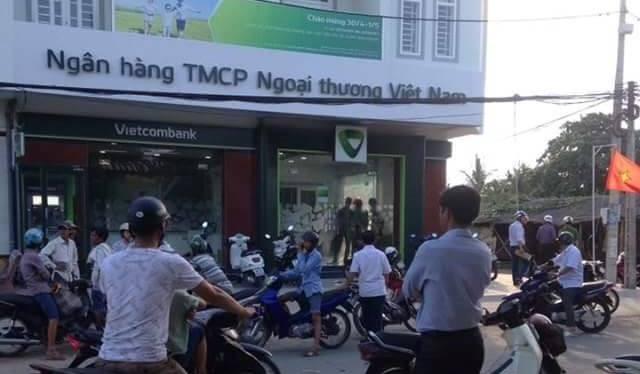 PGD Vietcombank Duyên Hải (Trà Vinh)