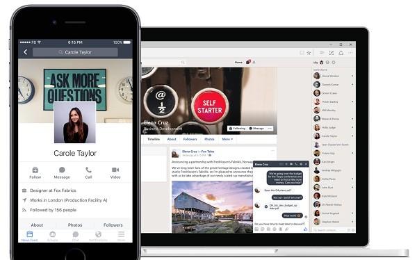 Facebook Workplace - Giải pháp hỗ trợ kết nối, truyền thông trong doanh nghiệp.