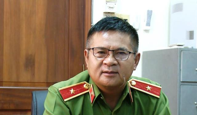 """Thiếu tướng Hồ Sỹ Tiến: """"Hai đối tượng gây án tại Huế và Trà Vinh đều có đặc điểm chung là do cá độ bóng đá bị thua nên đi cướp"""