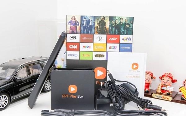 Từ 29/5, khách hàng tạm thời không xem được các kênh từ VTV2 đến VTV9 trên FPT Play Box.