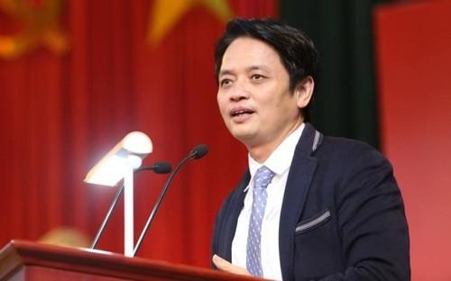 Ông Nguyễn Đức Hưởng - Chủ tịch Ngân hàng TMCP Bưu điện Liên Việt. Ảnh:LPB