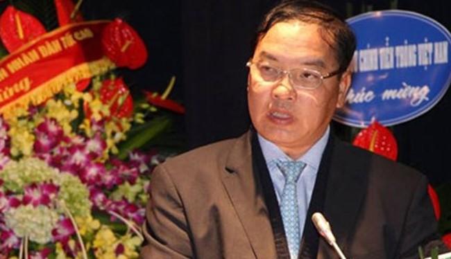 Ông Lê Nam Trà - Nguyên Chủ tịch Hội đồng thành viên Tổng công ty MobiFone