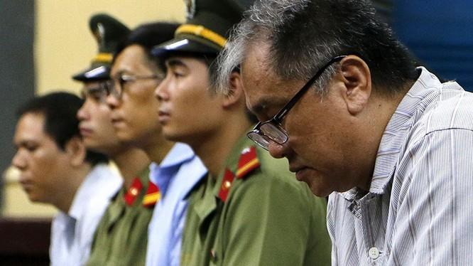 Phạm Công Danh bị cáo buộc đã gây thiệt hại cho VNCB 6.000 tỉ đồng