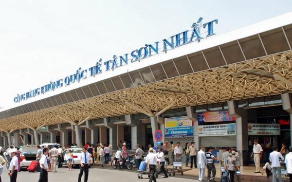 Sân bay Tân Sơn Nhất - Ảnh: VGP