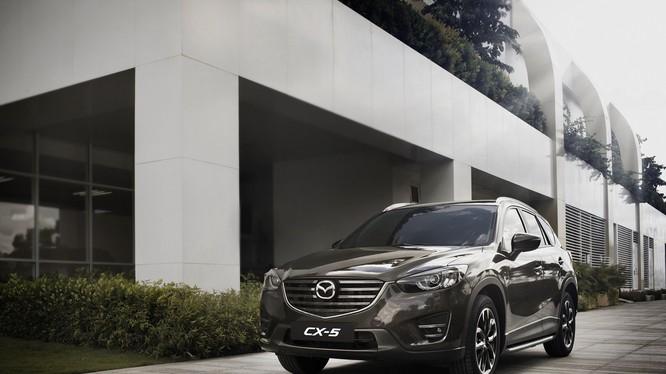 Mazda CX-5 giảm giá kỷ lục về mức hơn 800 triệu đồng