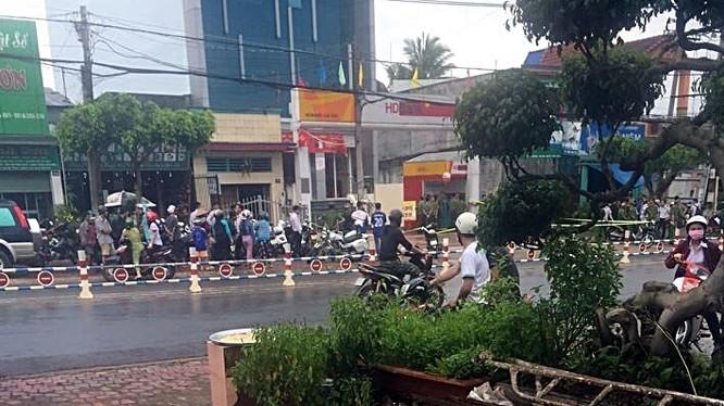 Ngân hàng HDBank Gia Ray số 362 Trần Phú, Xuân Lộc, Đồng Nai