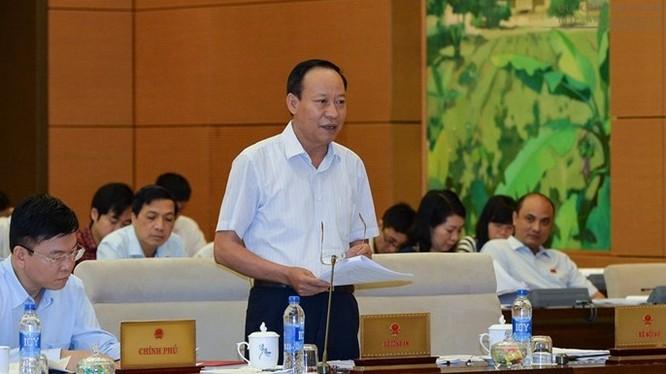 Thứ trưởng Bộ Công an, Thượng tướng Lê Quý Vương