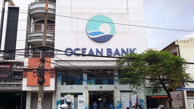 Ngân hàng OceanBank chi nhánh Hải Phòng