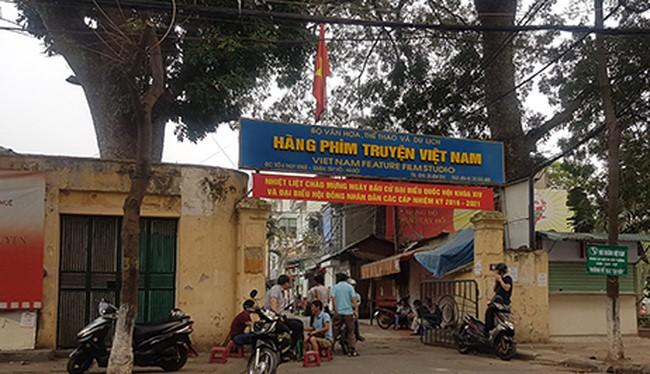 """Định giá """"đất vàng"""" lại tiếp tục là tâm điểm trong quá trình cổ phần hóa Hãng phim truyện Việt Nam"""