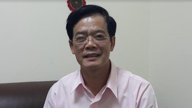 TS. Nhị Lê - Phó tổng biên tập Tạp chí Cộng sản