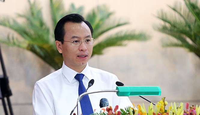 Ông Nguyễn Xuân Anh - Ảnh: Hồ Xuân Mai