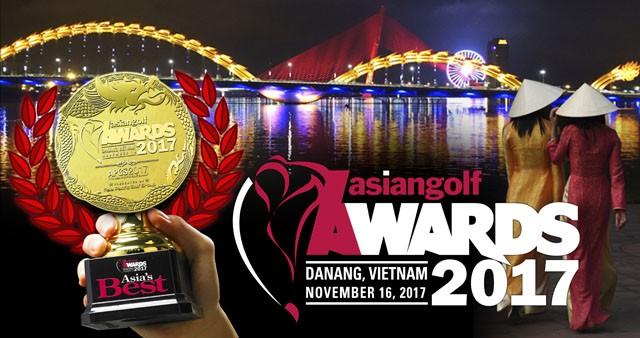 Asia Golf Awards on-line poll 2017