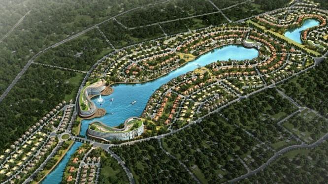 Dự án Noog Tha Central Park - Một trong những dự án tiêu biểu của CTCP Tư vấn Hà Đô