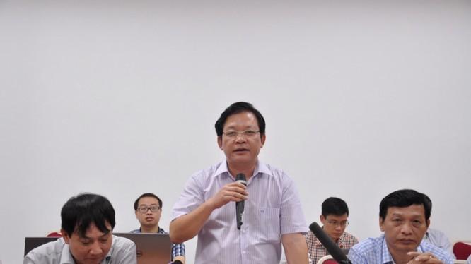 Ông Phạm Ngọc Lai, Quyền Vụ trưởng Vụ Thanh tra,Tổng cục Thuế - Ảnh: Bộ Tài chính