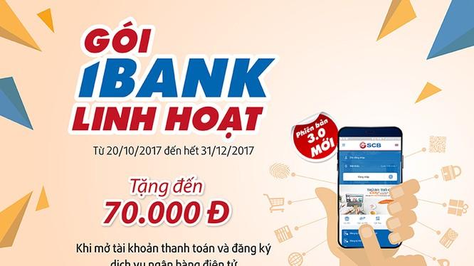 """Chương trình """"iBank - Linh"""" đem lại nhiều tiện ích cho KH"""