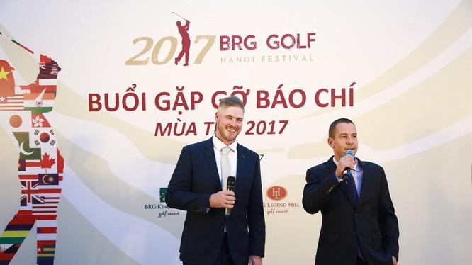 2017 BRG Golf Hà Nội Festival