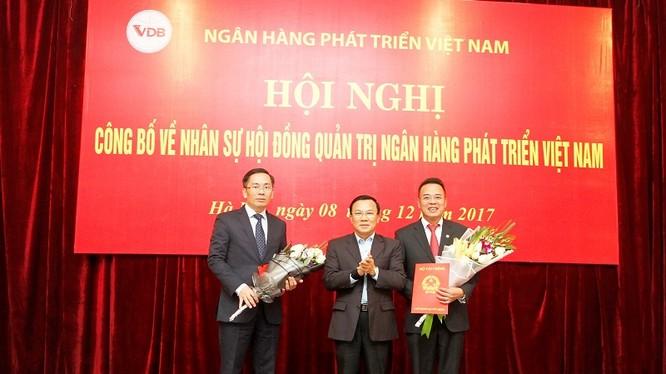 Ông Bùi Tuấn Minh, Phó Chủ tịch HĐQT được giao phụ trách HĐQT VDB - Ảnh: VDB.