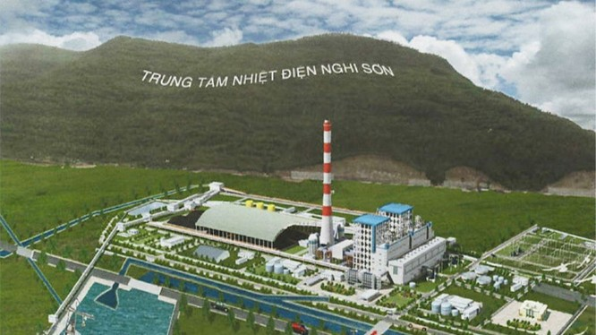 Nhà máy Nhiệt điện BOT Nghi Sơn 2, tổng vốn đầu tư 2,79 tỉ USD do nhà đầu tư Nhật Bản đầu tư tại Thanh Hóa có công suất (thuần) khoảng 1.200 MW