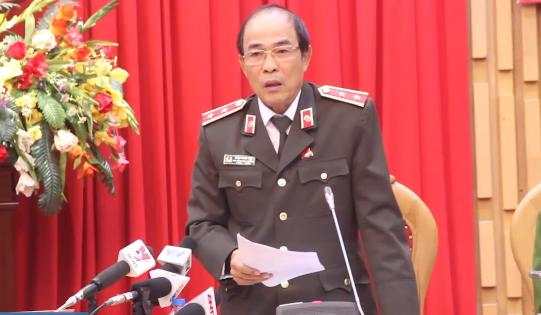 """Trung tướng Trần Đăng Yến trả lời những vấn đề xung quanh vụ án liên quan đến ông Phan Văn Anh Vũ (tức Vũ """"nhôm"""")"""