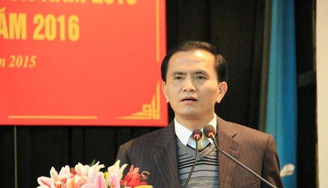 Ông Ngô Văn Tuấn - Ảnh: Cổng TTĐT Thanh Hóa