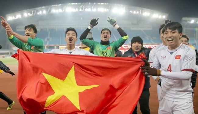 """Sau kỳ tích, liệu U23 Việt Nam có được nhận """"mưa tiền thưởng""""? - Ảnh: AFC"""