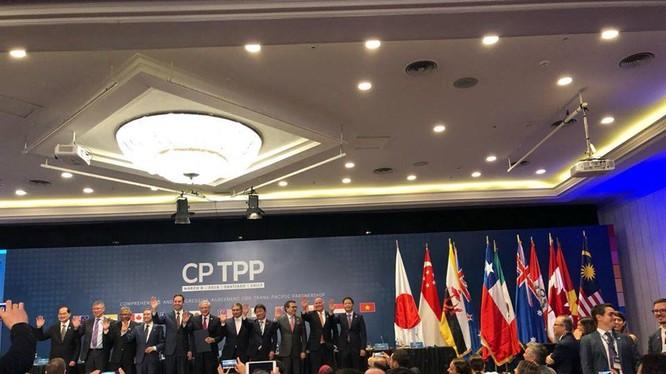 11 nền kinh tế tham gia ký kết CPTPP - Ảnh: MOIT