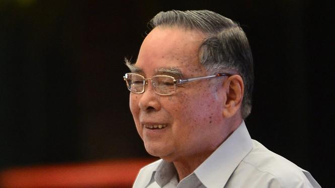 Nguyên Ủy viên Bộ Chính trị, nguyên Thủ tướng Phan Văn Khải (Ảnh: Tuổi trẻ)