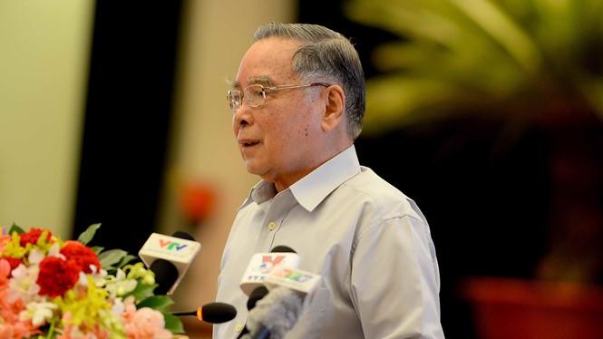 Cố Thủ tướng Phan Văn Khải - Ảnh: Thanh niên