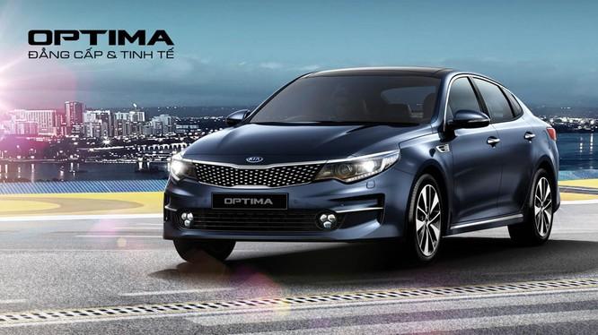 Kia Việt Nam lần đầu thiết lập nên mức tăng trưởng mới về doanh số bán xe.