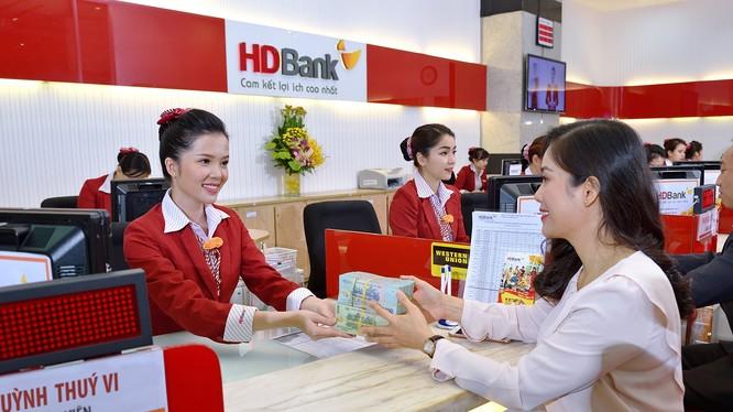 HDBank sẽ được mở mới 45 CN, PGD trong năm 2018