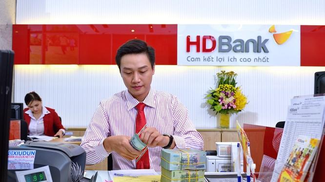 Cổ tức mà cổ đông của HDBank sẽ được nhận là 35%, trong đó 15% bằng tiền mặt và 20% bằng cổ phiếu thưởng.