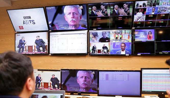 VTVCab đang gặp phải rất nhiều ý kiến phản đối của KH khi thay thế 23 kênh truyền hình đặc sắc bằng 12 kênh kém hấp dẫn hơn (Ảnh: VTVCab)