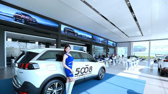 Doanh số Peugeot 3008 và 5008 tăng mạnh đã giúp doanh số Peugeot trong quý I/2018 tăng 14 lần so với cùng kỳ năm ngoái