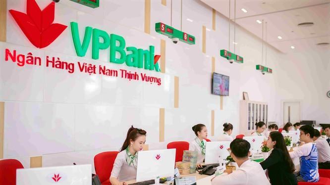 VPBank đạt mức LNTT trong quý I/2018 cao nhất từ trước tới nay.