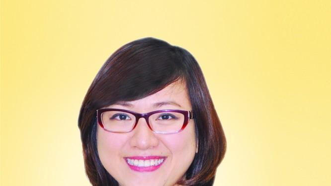 Bà Lê Thu Thủy - Tân Tổng Giám đốc SeaBank