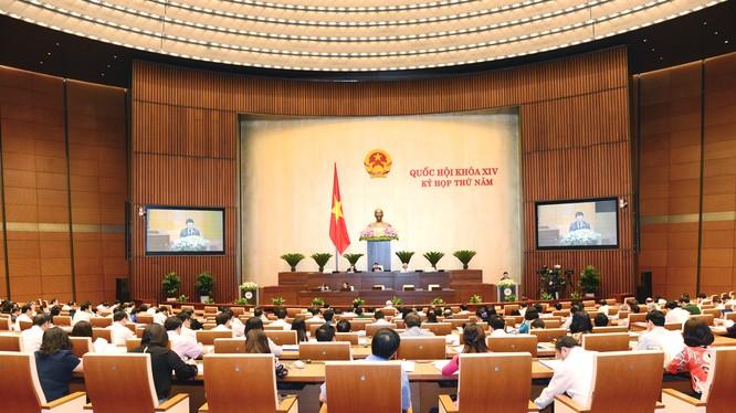 Luật Tố cáo (sửa đổi) và Luật Cạnh tranh (sửa đổi) sẽ được Quốc hội thảo luận trong ngày 24/5 - Ảnh: Quochoi.vn