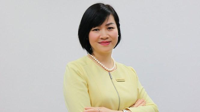 Cựu CEO Vingroup Dương Mai Hoa chính thức giữ chức Tổng giám đốc ABBank kể từ 24/7/2018.