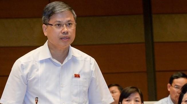 ĐBQH Nguyễn Sỹ Cương, Phó Chủ nhiệm Ủy ban Đối ngoại của Quốc hội. (Ảnh: Internet)